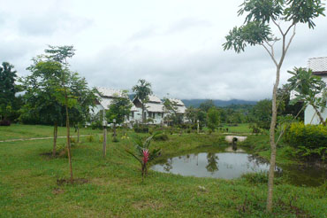 Pai Tara Resort, Morning